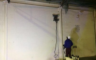 Painting at Height: Ladders, Scaffolding, Rope Access, Robots